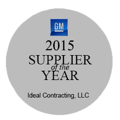 Supplier of Year 2014