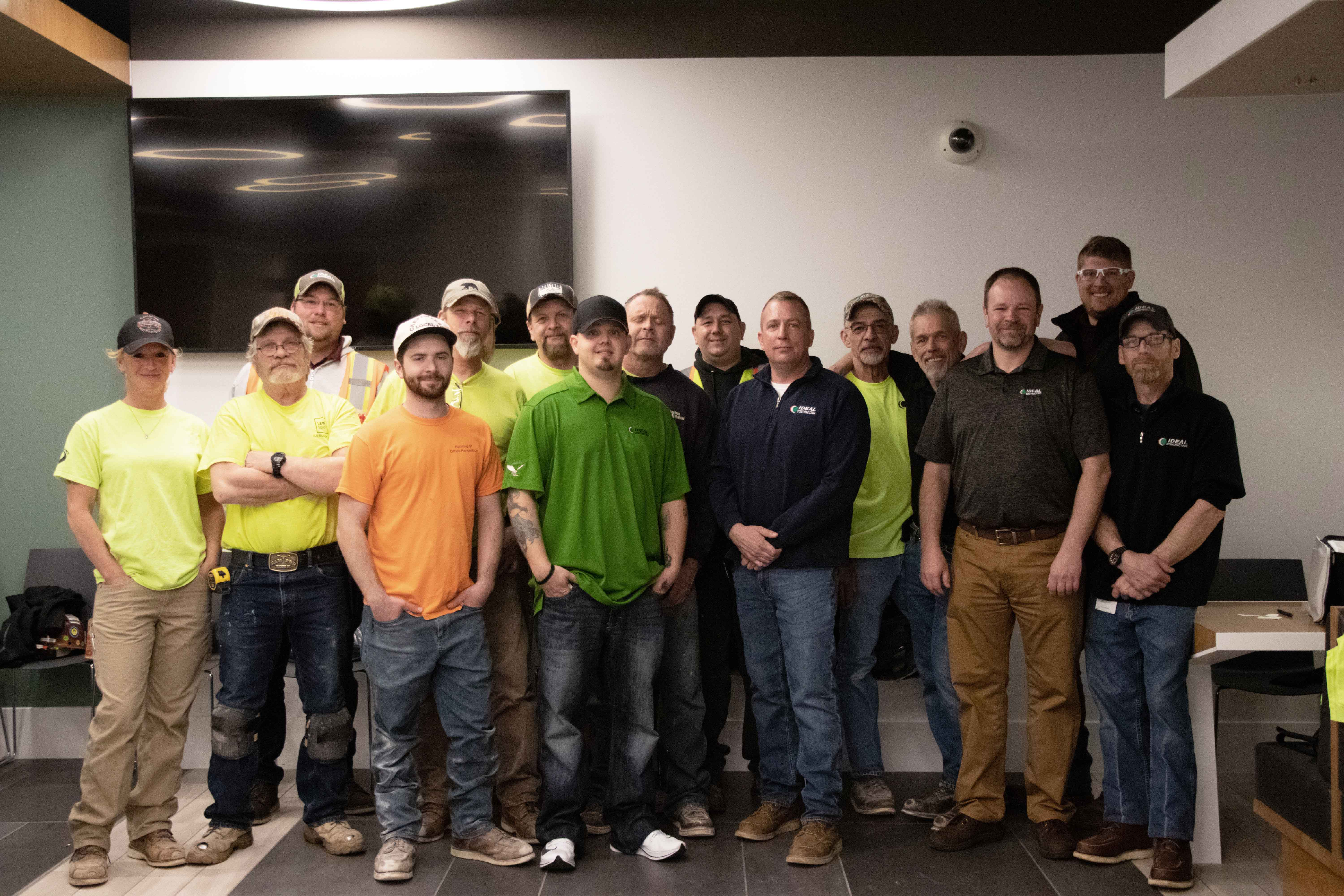 Our GM Renaissance Team Breaks a Record | Ideal Contracting